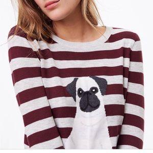 Loft Pug sweater